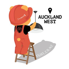 Recommended me an Electrician - Auckland West from Light.co.nz for $0.00
