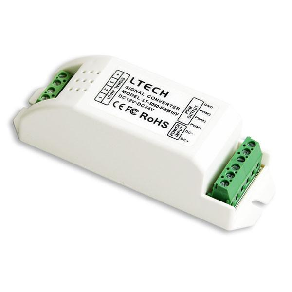 LT-3060-PWM10V LED Signal Converter - Negative to Positive from LTECH for $104.57
