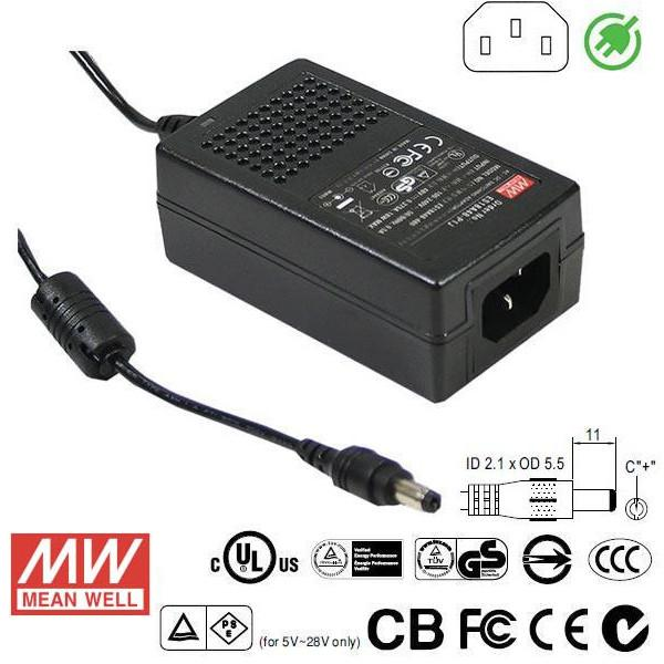 Meanwell LED Power Supply 25W 12V - DC Driver