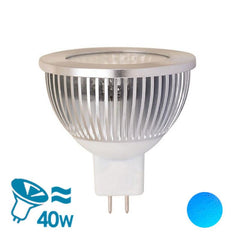 Eurotech Lighting LED MR16 Bulb, 5W - Blue from Eurotech Lighting for $37.99