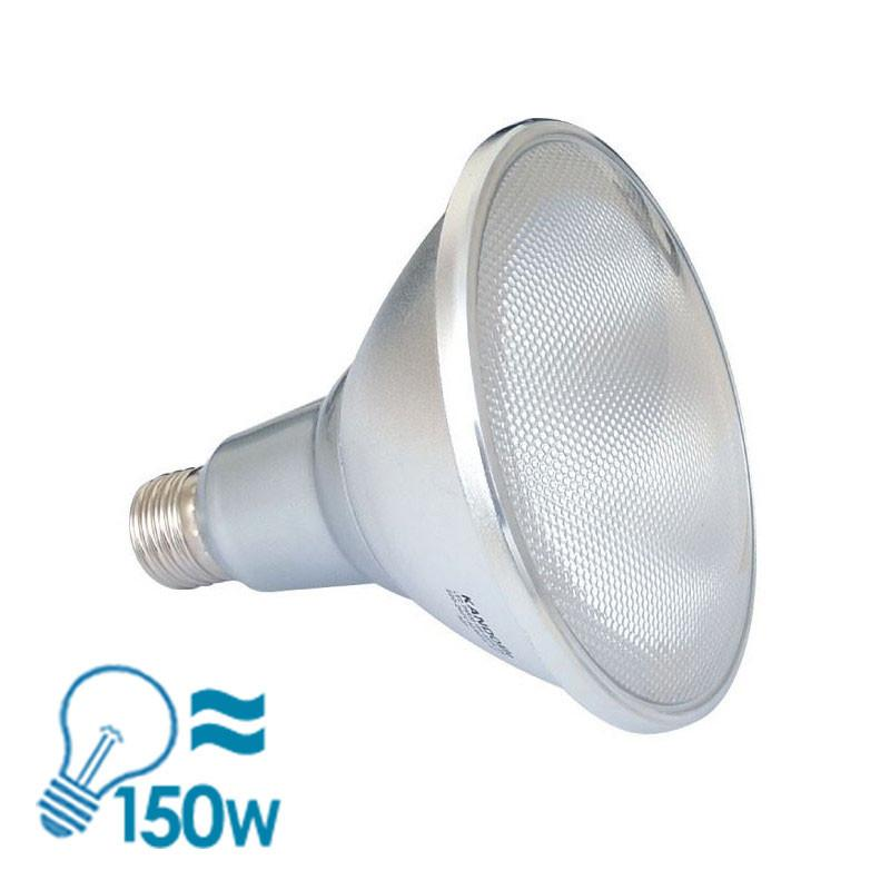 KANDOlite LED PAR38 Series E27 Bulb, 18W- Dimmable from Eurotech Lighting for $52.99