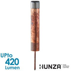HUNZA Bollard 300 4.2W Pure LED - Pole Mount +/- 140mm Hood from HUNZA for $271.99