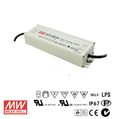 Meanwell LED Power Supply 100W 24V - DC Driver from Meanwell for $237.65