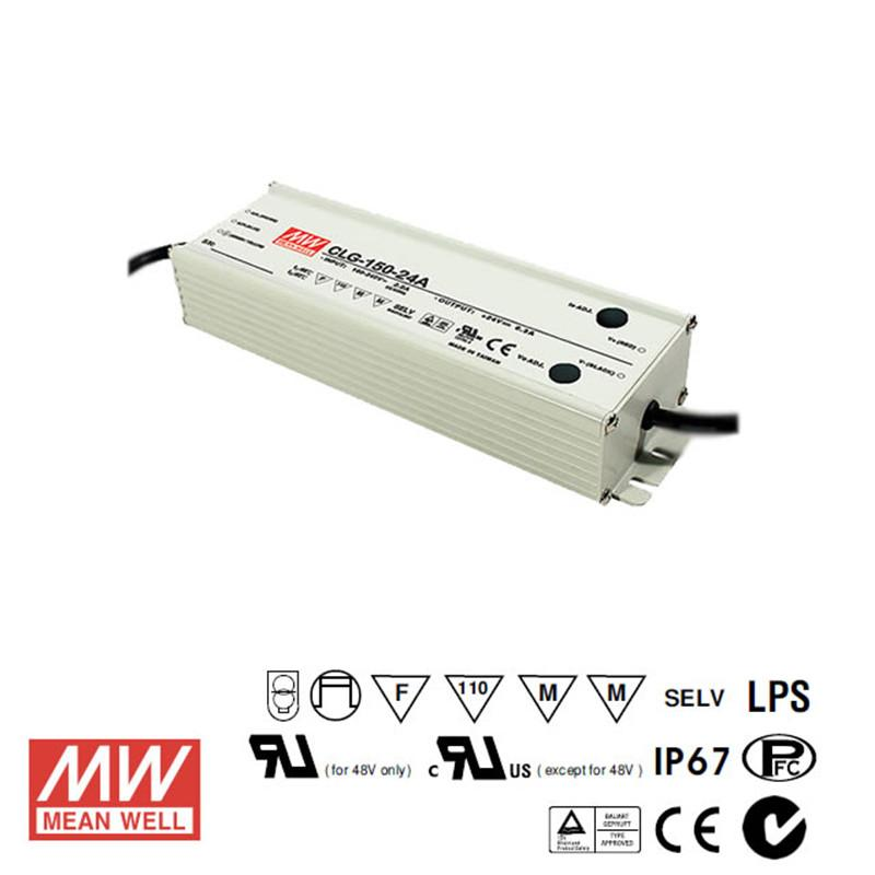 Mean Well LED Power Supply 130W 12V - DC Driver from Meanwell for $117.68