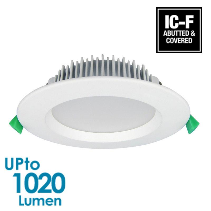GEO LED 15W Downlight - IP44 - Dimmable from Eurotech Lighting for $79.99