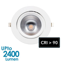 LEDFocus 30W Downlight - Tiltable - Dimmable from LEDFocus for $149.99