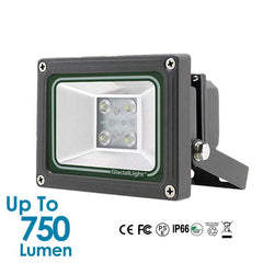 13W Glacial Light LED Flood Light - Cool White from Glacial Light for $89.31