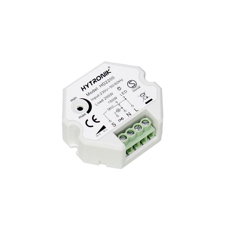 Hytronik HD2200 Push-type Trailing Edge Dimmer Switch-Dim from Hytronik for $32.19