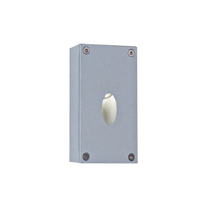 LED 3W Aluminium Wall Light from Eurotech Lighting for $140.99