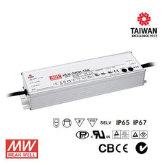 Mean Well LED Power Supply 240W 24V - DC Driver from Meanwell for $331.63