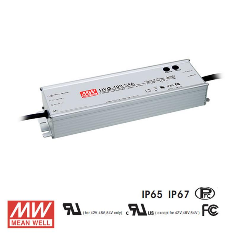Meanwell LED Power Supply 100W 24V - DC Driver