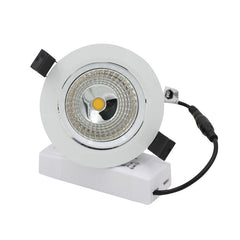 LEDFocus 10W LED Downlight - Dimmable - Tiltable from LEDFocus for $46.99