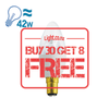 FSL LED B15 Candle Bulb, 5W from FSL for $239.99
