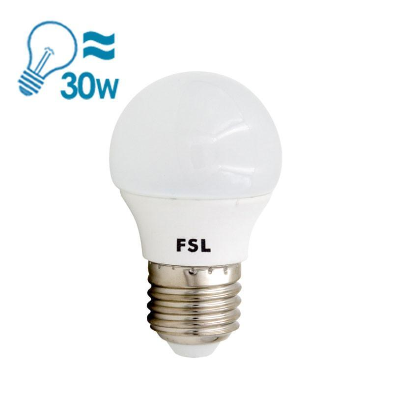 FSL LED E27 Bulb, 5W from FSL for $7.99