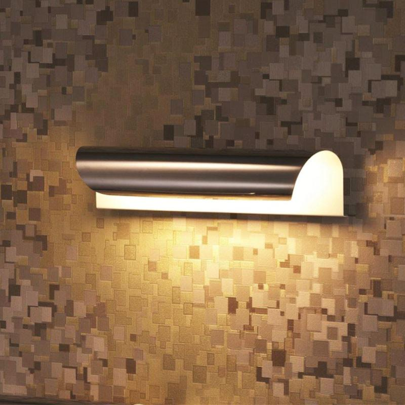 Fitting Only Stainless Steel Wall Light from Eurotech Lighting for $168.99