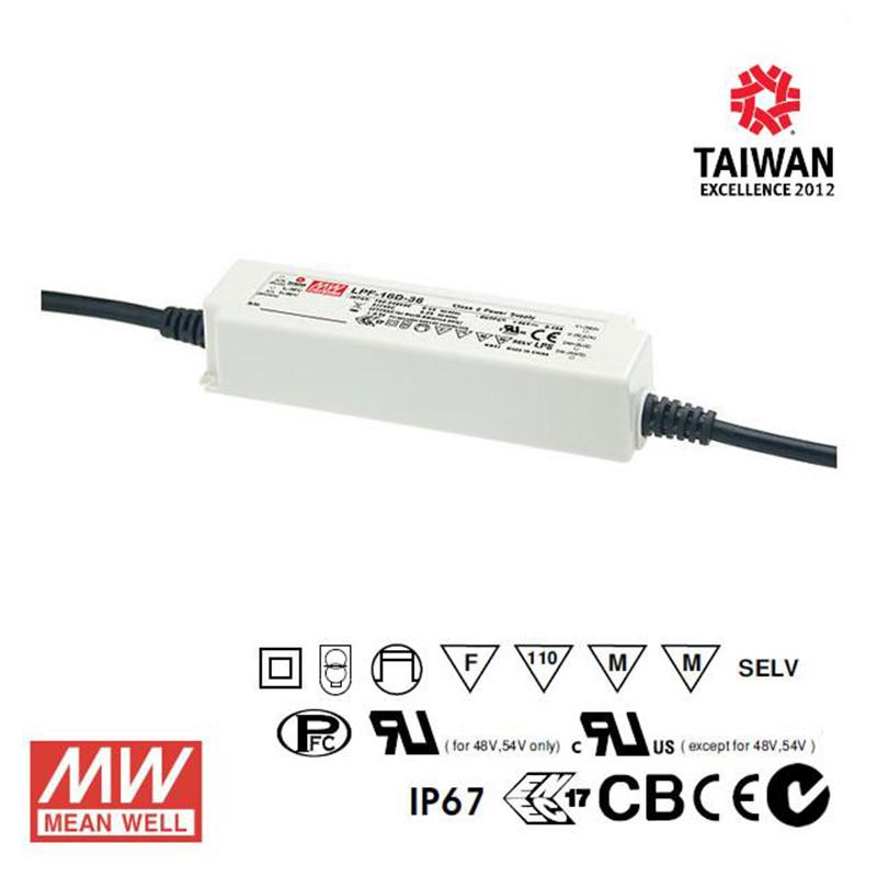 Meanwell LED Power Supply 16W 12V - DC Driver from Meanwell for $71.99