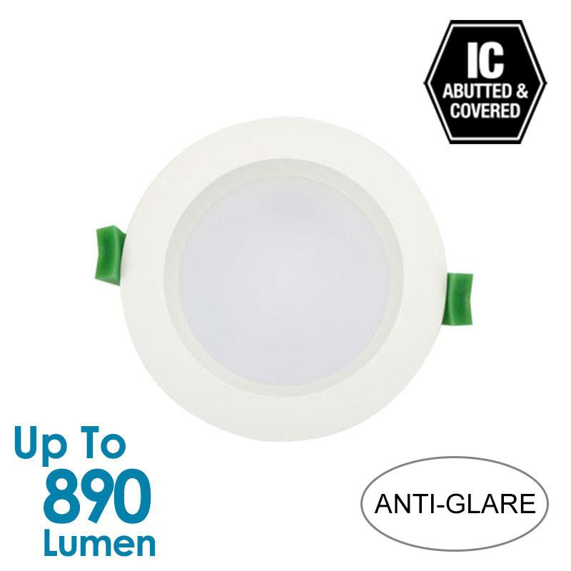 e-photon 13W LED Downlight - IP44 - Dimmable - Anti-glare from e-photon for $43.99