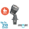 iLLUMAX 3W Exterior Garden LED Light - Spike Spot - Round from iLLUMAX for $87.99