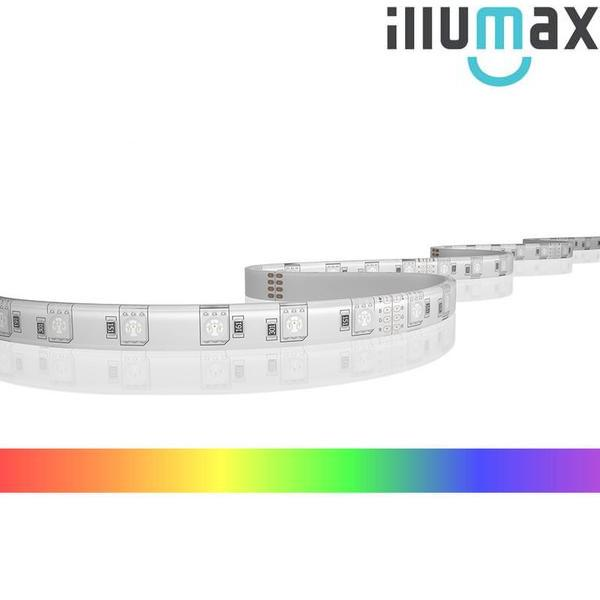iLLUMAX LED Strip RAINBOW+ Series 60LEDs/m 14.4W/m 24V - Waterproof - 5m Reel from iLLUMAX for $167.81