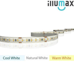 iLLUMAX LED Strip ULTRA Series 120LEDs/m 14.4W/m 24V - Waterproof - 5m Reel from iLLUMAX for $185.00