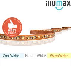 iLLUMAX LED Strip ECO Series 120LEDs/m 9.6W/m 12V - Waterproof - 5m Reel from iLLUMAX for $115.78