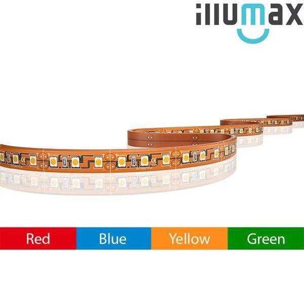 iLLUMAX LED Strip Colour+ Series 120LEDs/m 9.6W/m 24V - Waterproof - 5m Reel from iLLUMAX for $185.00