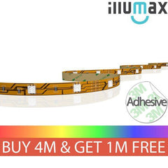 iLLUMAX LED Strip RAINBOW Series 30LEDs/m 7.2W/m 12V from iLLUMAX for $10.99