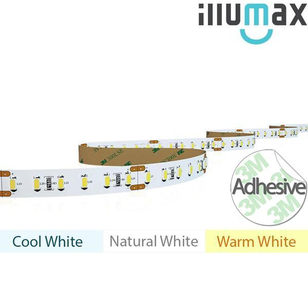 iLLUMAX LED Strip ULTRA Series 120LEDs/m 14.4W/m 24V from iLLUMAX for $33.99