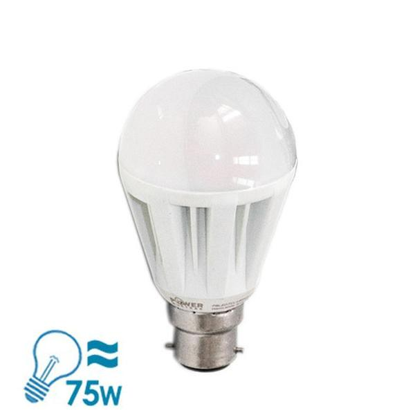 Power Busters LED B22 Bulb, 10W from Power Busters for $15.39