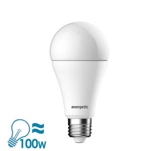 Energetic A67 Series LED E27 Bulb, 15W - Dimmable