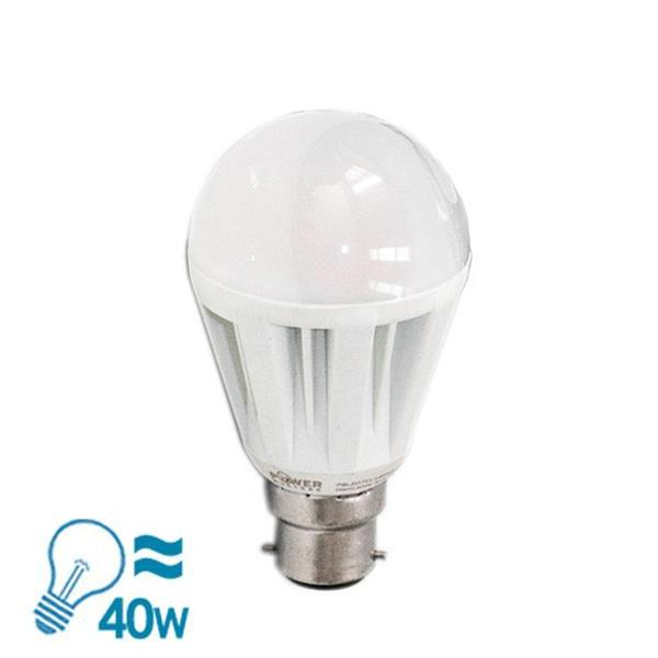 Power Busters LED B22 Bulb, 6.5W from Power Busters for $12.51