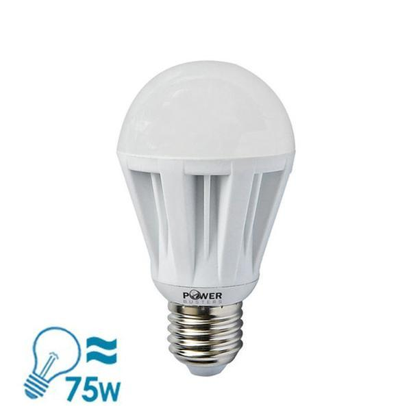 Power Busters LED E27 Bulb, 10W