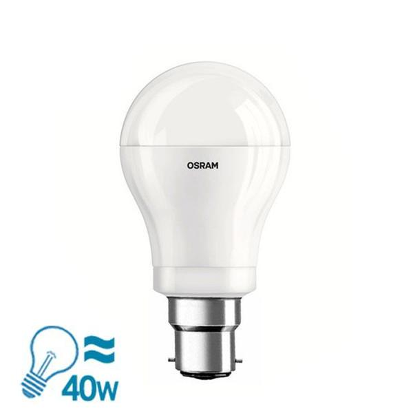 OSRAM Star Series LED B22 Bulb, 6W from Osram for $15.99