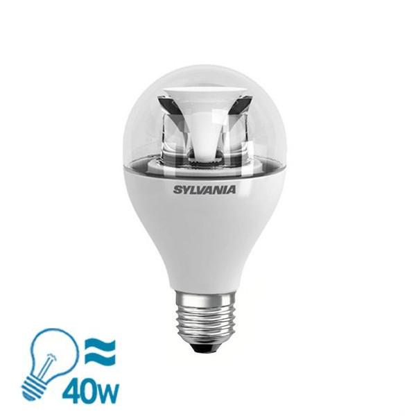 Sylvania LED E27 360 Degree Bulb, 4.5W, Dimmable