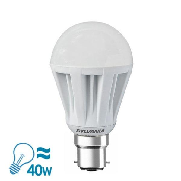 Sylvania A60 Series LED B22 Bulb, 6W from Sylvania for $19.99