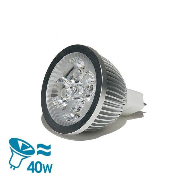 LED MR16 Bulb, 4W from Generic Brand for $30.83