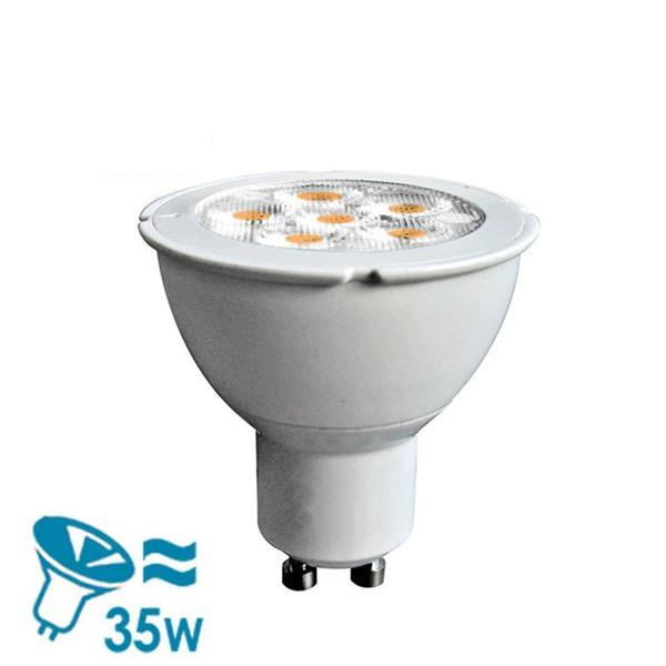 Sylvania LED Bulb GU10 5W Clear Cover