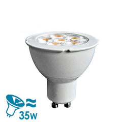 Sylvania LED Bulb GU10 5W Clear Cover from Sylvania for $23.99