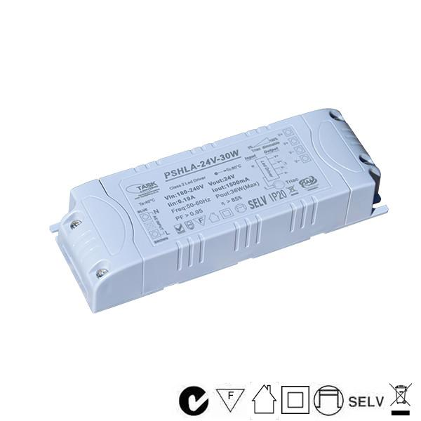 Thinkwise Triac Dimmable Driver 230V AC Input 30W - 24V DC Output from Thinkwise for $74.99