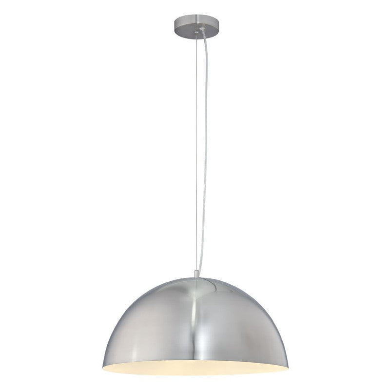 Eurotech Lighting Interior Dome Shade Pendant - Satin Gun Metal from Eurotech Lighting for $219.99