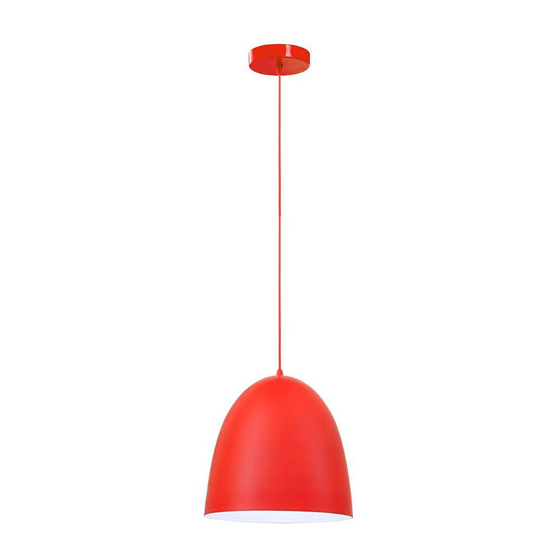 Eurotech Lighting Interior Arches Shade Pendant - Red