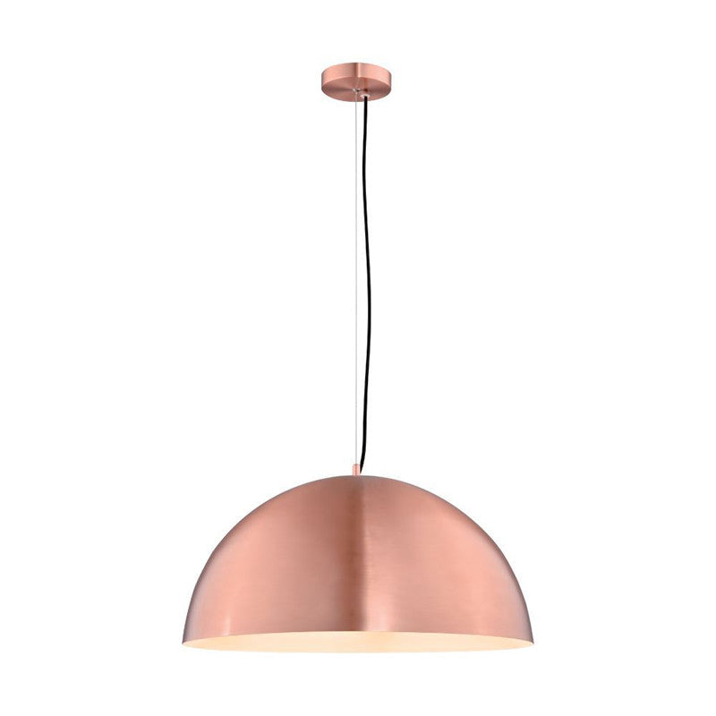 Eurotech Lighting Interior Dome Shade Pendant - Copper