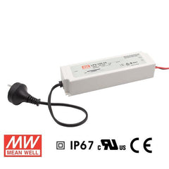 Mean Well LED Power Supply 100W 24V - DC Driver from Meanwell for $118.05