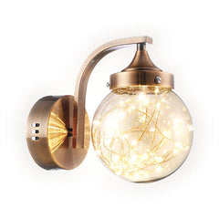Galaxy Lighting 3W LED Interior Fairy Style Wall Light - Reflective from Galaxy Lighting for $99.00