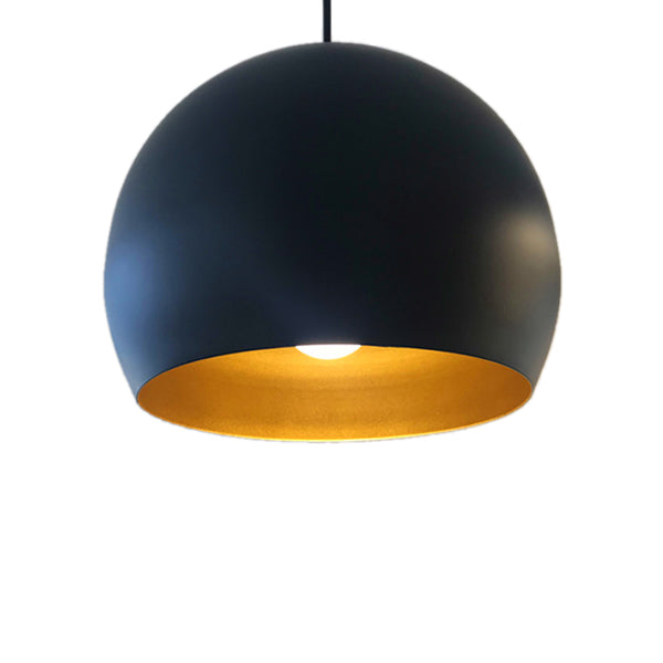 Galaxy Lighting Interior Pendant Light Black Gold