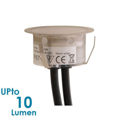 Eurotech Lighting 0.45W LED Exterior Inground Light- IP67 from Eurotech Lighting for $29.99