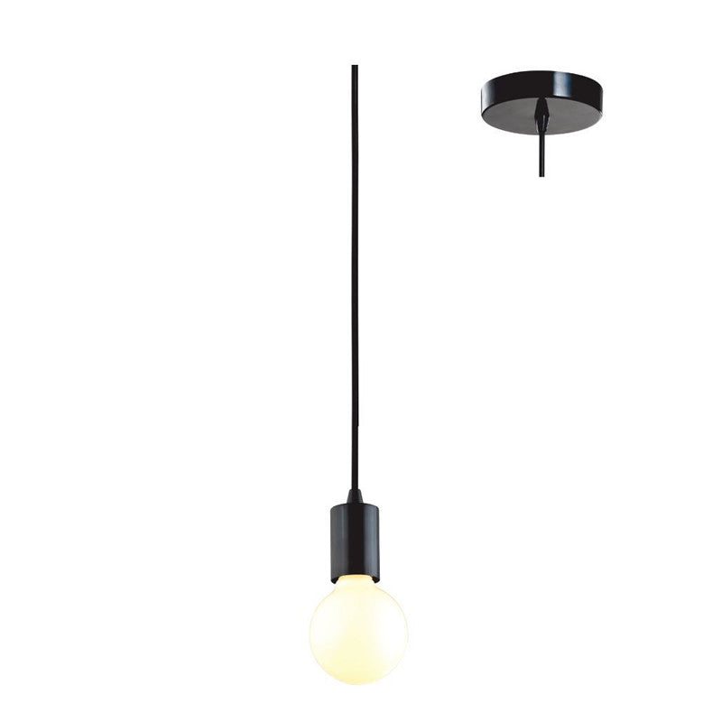 Eurotech Lighting Interior Cordset Pendant - Black from Eurotech Lighting for $29.99