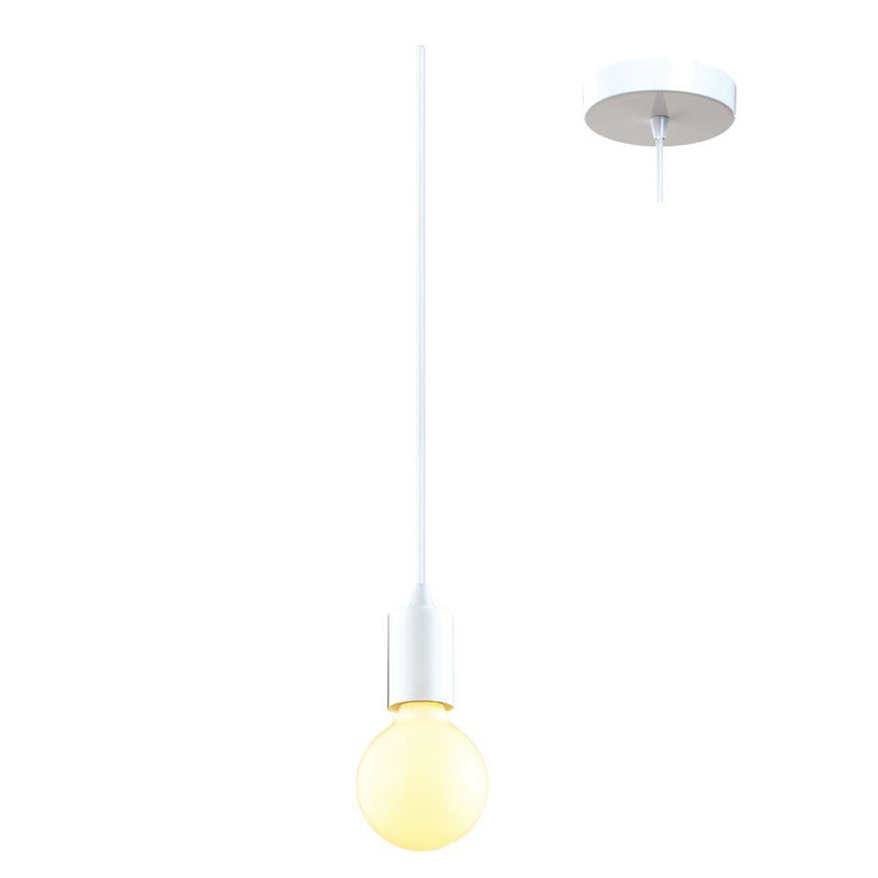 Eurotech Lighting Interior Cordset Pendant - White
