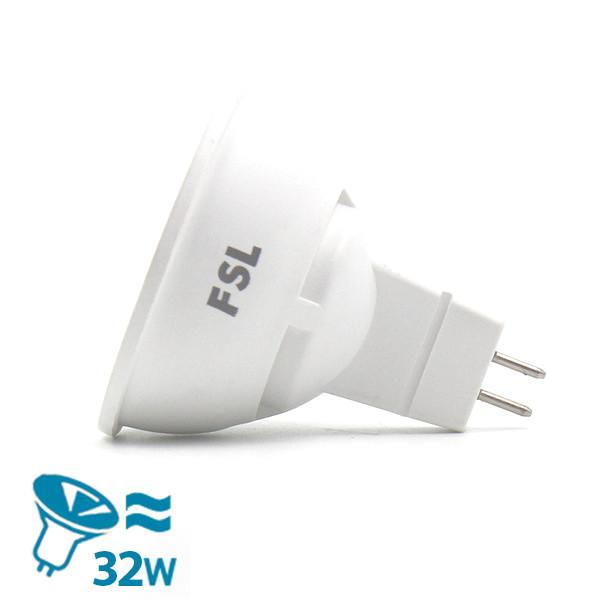 FSL LED MR16 Bulb, 5W from FSL for $5.99