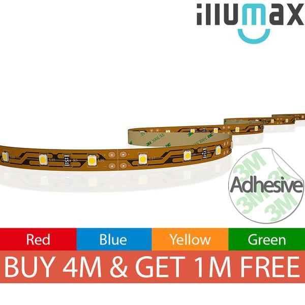 iLLUMAX LED Strip Colour Basic Series 60LEDs/m 4.8W/m 12V